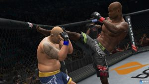 picture of UFC 3 video game