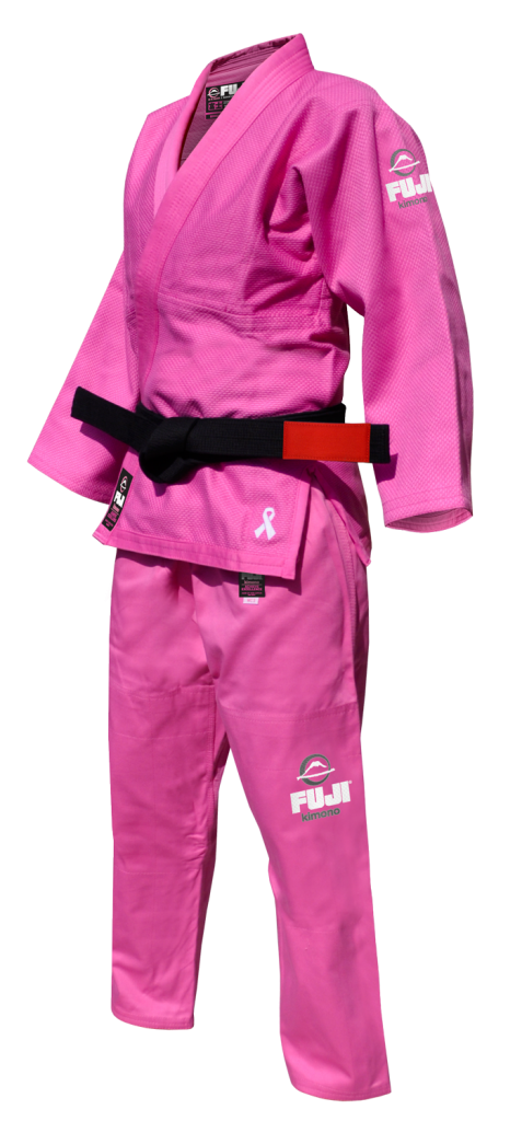 Fuji All-Around Pink BJJ Gi Review
