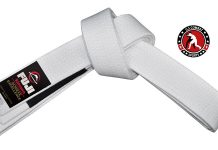 Fuji BJJ Gi Belt Review