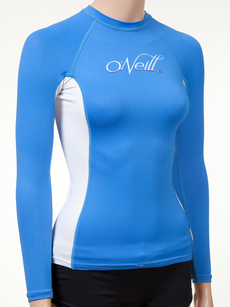 O'Neill Women's Long-Sleeve Rashguard Review