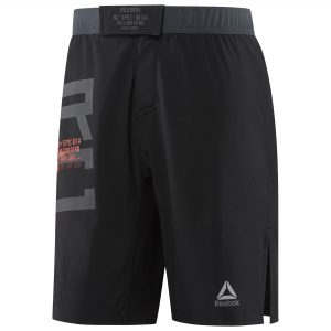 Reebok Combat MMA Shorts Review