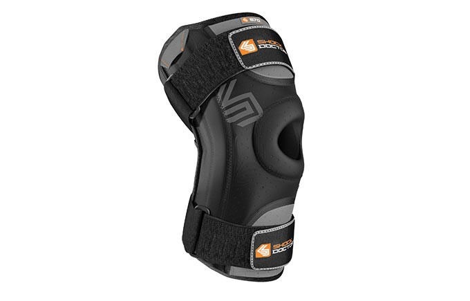 Shock Doctor Knee Stabilizer with flexible support stays Review