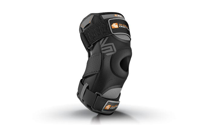 Shock Doctor Knee Support with Dual Hinges Review