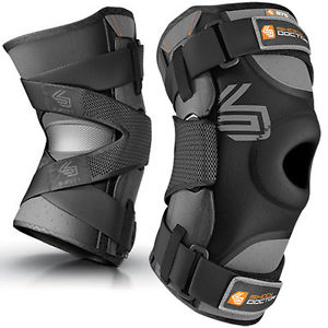 Shock Doctor Ultra Knee Brace with Bilateral Hinges Review