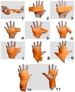 mexican hand wraps