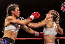 top quality girls thai boxing gear header