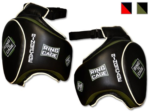 Ring to Cage Deluxe Muay Thai Thigh Guard Review