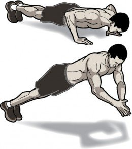 Plyometric Push-ups