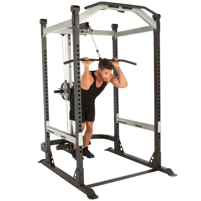 Fitness Reality X-Class Light Commercial High Capacity Olympic Power Cage product image