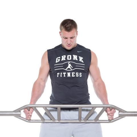 Gronk Fitness Swiss Bar – Commercial Grade product image