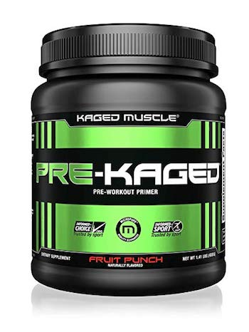 Pre-Kaged Pre Workout Powder product image