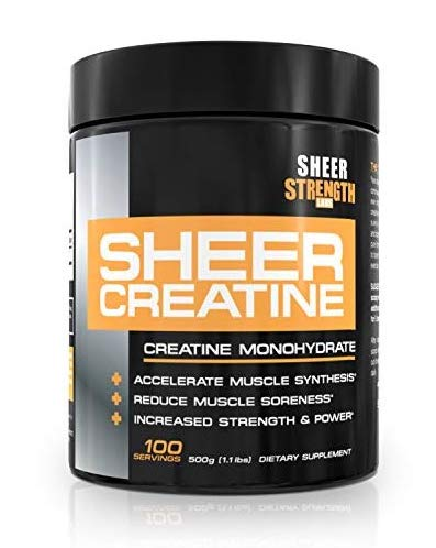 Sheer Strength Creatine Monohydrate product image