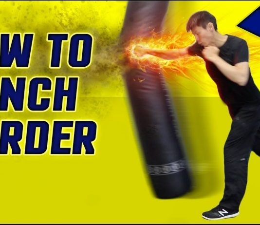 How To Punch Harder