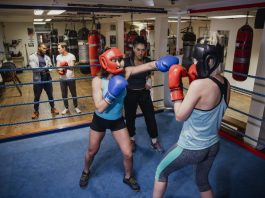 how to find a good boxing gym